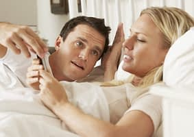 spy on wife cell phone