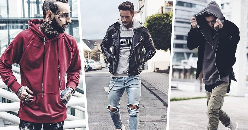 Wholesale Sweatshirts and Hoodies for-men